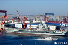 中共2030年4艘國產航母服役 2艘為核動力