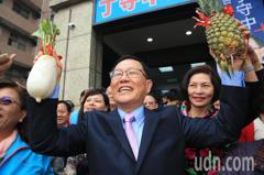 「選上台北市長是我的志業」 丁守中:爬也要爬到
