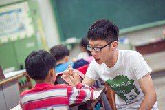 TFT招教師!勇敢會改變很多人的未來 包括自己的