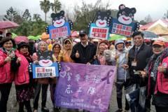 文山獨老歲末園遊會連辦7年 每年千人受惠