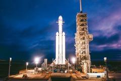 最強火箭若成功升空 將創民間載荷能力里程碑