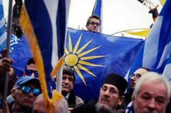 亞歷山大的繼承人:希臘14萬人抗議馬其頓「盜用」國名