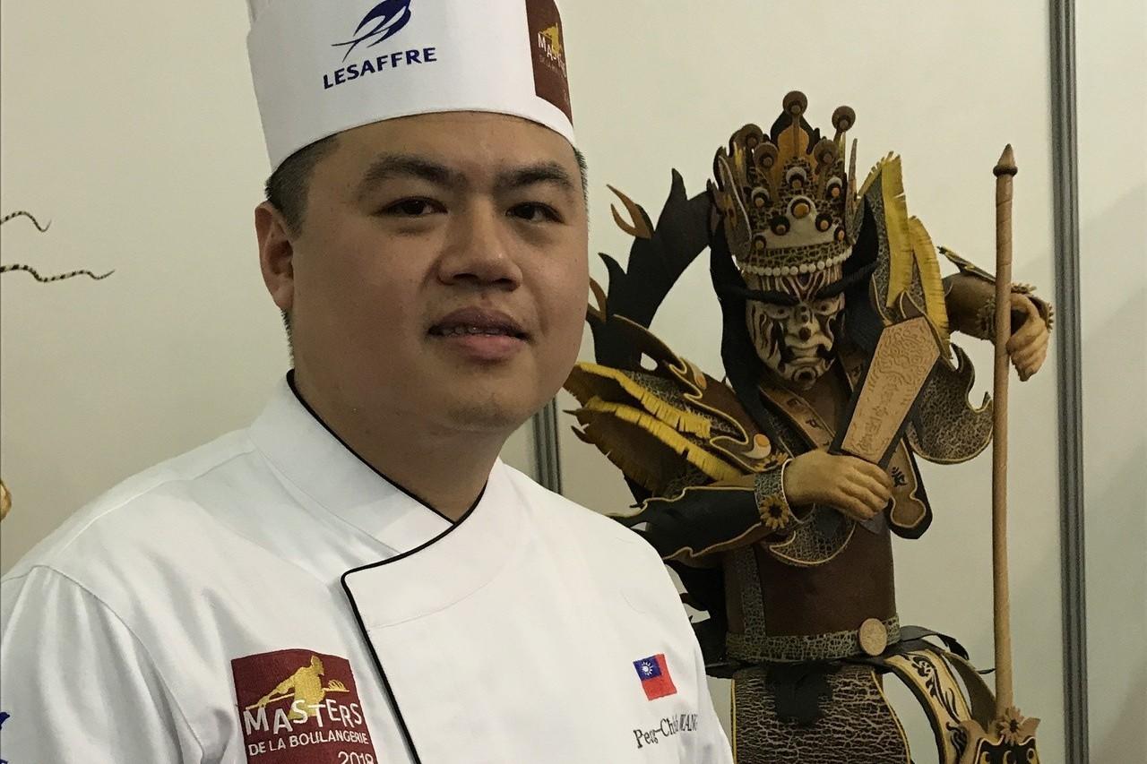 王鵬傑奪世界麵包大師賽冠軍 吳寶春後台灣第一人