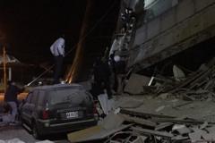 2年前同天美濃地震規模7 氣象局:不排除有更大地震