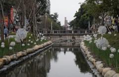 台中綠川開幕 賴清德讚「全國河川改造典範」