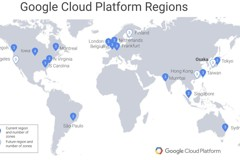 日本境內第二座 Google將於大阪建造全新GCP數據中心