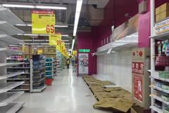 買不到衛生紙 網友崩潰問:世界末日到了嗎?