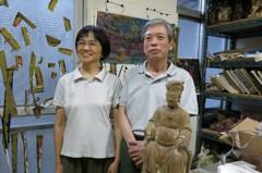 不願文物流出海外:愛上神像的牙醫師