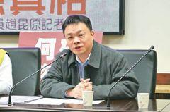 蘇煥智退民進黨選台北市長 藍營也聲援