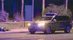 自駕車撞死人 警長看影帶:任何車都可能撞上