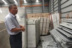 震災善款助產業 石材業無意跟災民搶資源