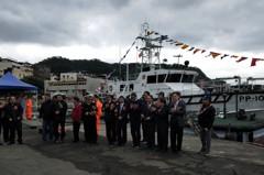 海巡PP-10018艇除役 當年獲救機工長:隊員拍手聲救命