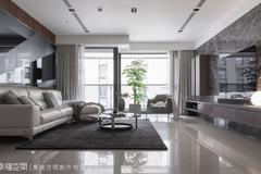 零裸牆無瑕美肌宅:3重點愛上深色木質的醇厚與奢華
