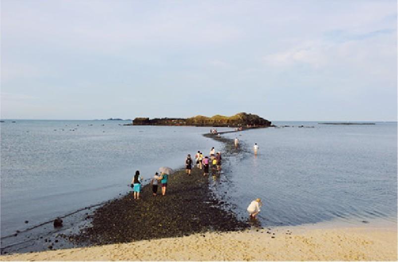 有信心會有150萬人次造訪 澎湖的觀光旺季4月開跑