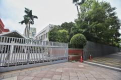 立院周邊民眾陳情 濟南路拒馬開拆了