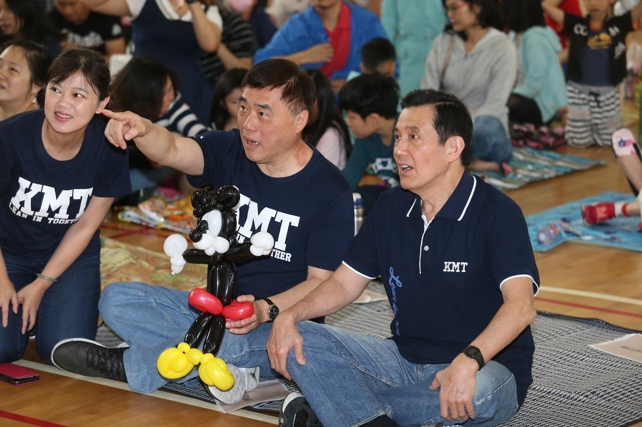 馬英九和陳水扁的潮T差異 徐巧芯:前者為人、後者為己