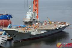 自製航母最快年底服役 大陸海軍將強而不霸?
