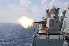 港媒:共軍台海實彈射擊演習 衝著美國和台獨