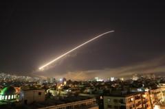 現場╱大馬士革硝煙四起 居民飆粗話大罵川普