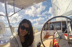 會開船的她 畢業創業變遊艇管家