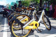 共享單車退燒? oBike在台逆勢成長