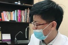 時力推年輕中醫許皓甯深耕北屯 簽20年租約開診所