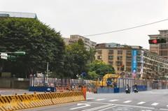 捷運萬大線工區 和平西路新增、萬大路調整