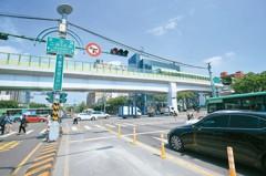 省時40% 台灣大道將擴大禁左轉