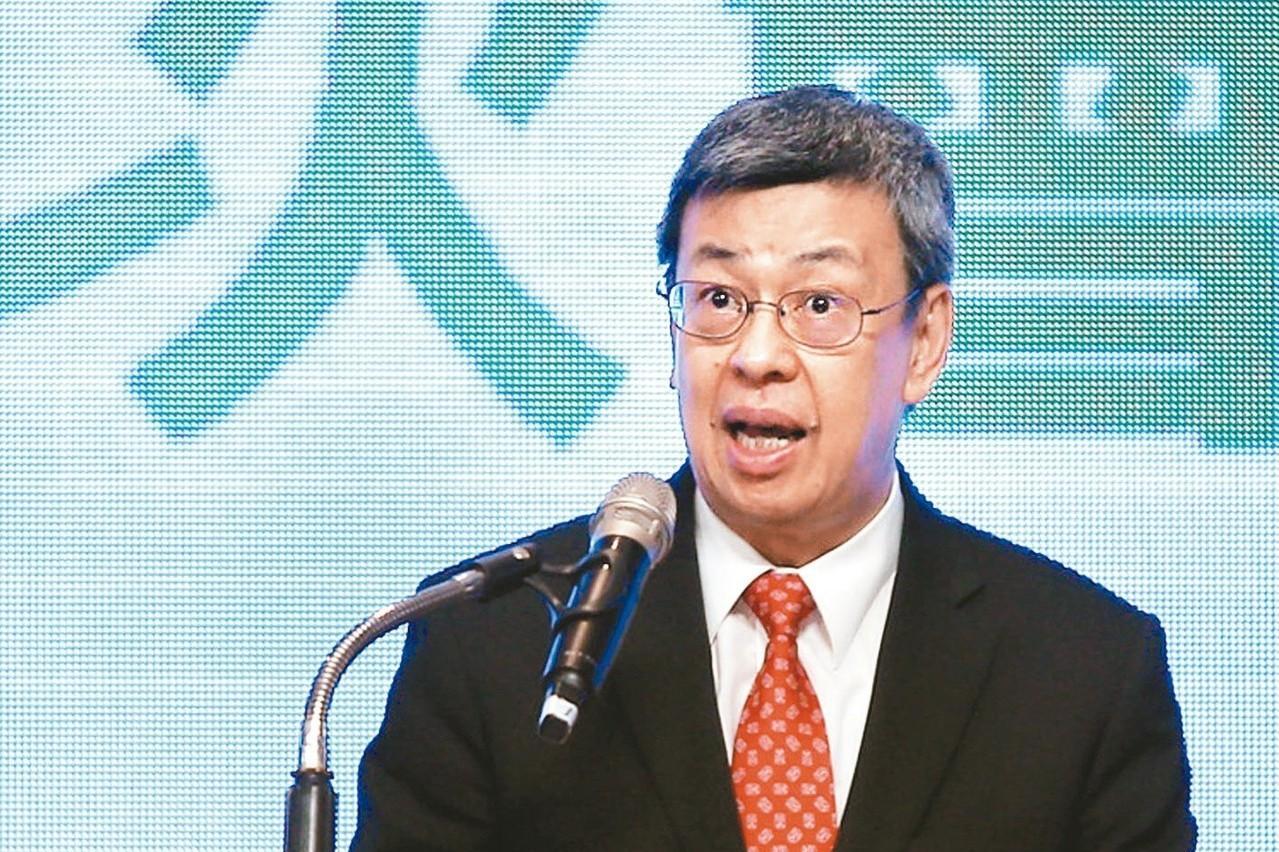 副總統:中國的打壓無法使台灣遠離非洲