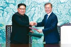 峰會扭轉金正恩形象 8成南韓人信任他