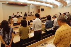 印尼僑領黃進益辭世 金門大學師生默哀