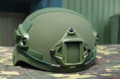 【長知識】新款鋼盔不防彈? 國防部打給你看