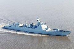 詹氏防衛周刊:共軍建造加長型驅逐艦 為新直升機登艦