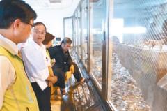 狂燒塑膠 溪州焚化爐多「氯」易短命