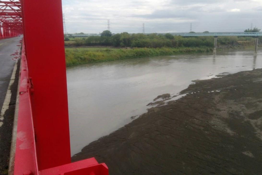 濁水溪變清可能發生大事?專家指該擔心是這前兆