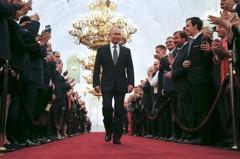 影/「現代沙皇」普亭 第四度就任俄國總統