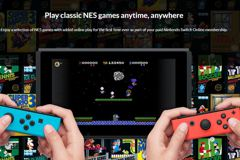 任天堂宣佈Switch Online會員付費服務內容 經典紅白機遊戲也要上線啦