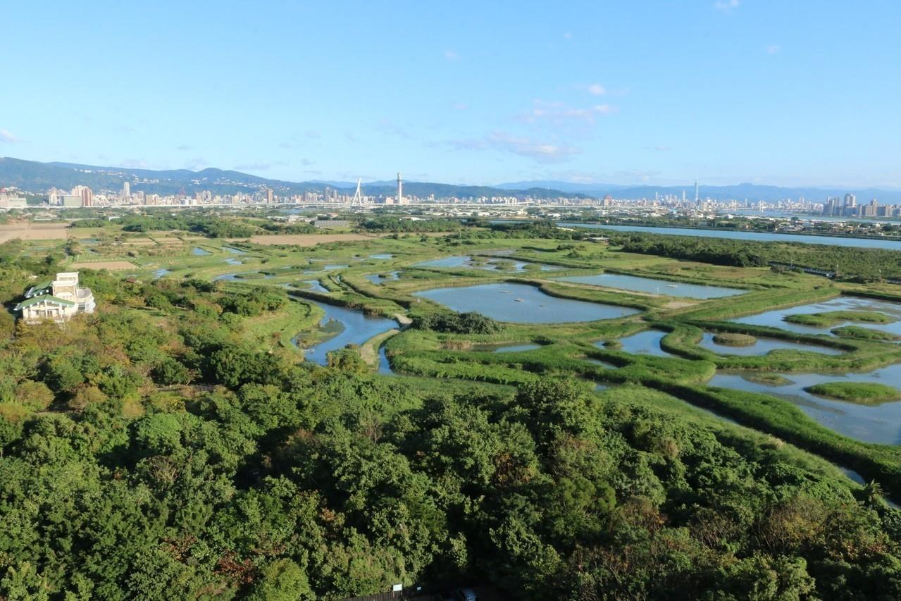 關渡自然公園開園17年 將迎200萬遊客