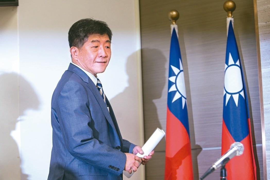 陳時中19日赴日內瓦 「台灣打的是憤怒牌」