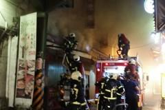 士林夜市餐廳火警 台電配合停電約千戶