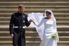 哈利、梅根世紀婚禮熱潮未減 午宴細節外曝