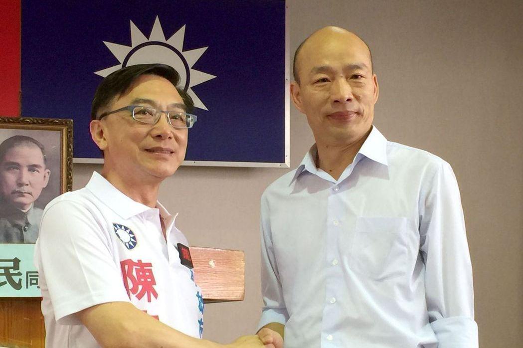 國民黨高市長初選 韓國瑜平均支持率逾64%勝出