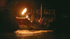 金山漁港蹦火季 線上影展先《蹦火》
