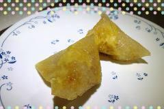 影/吃粽過端午 西谷米水晶粽DIY健康又美味