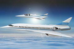 上海飛洛杉磯5小時…超音速客機回來了 美英都在拚突破