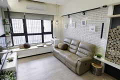 系統收納混搭豐富元素 安平海景設計宅 – Order 歐德傢俱