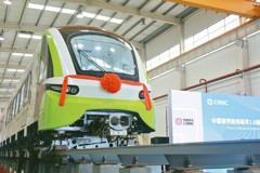 時速160公里 商用2.0磁浮列車完工8月測試驗證