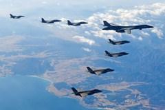 北韓聞風喪膽的雷霆軍演 原來是怕這款戰機?