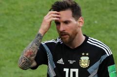 沒踢進12碼罰球 梅西:很受傷