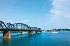 遼寧丹東/大陸最美邊城 一江之隔眺望神秘北韓